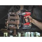 Milwaukee M18 FUEL 18 Volt Lithium-Ion Brushless 3/8 In. Compact Cordless Impact Wrench with Friction Ring Kit Image 3