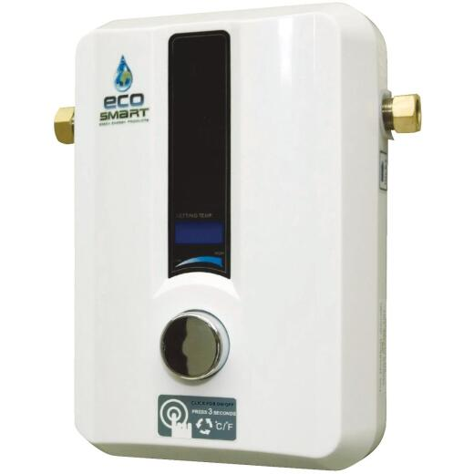 EcoSMART 220V 8.0kW Electric Tankless Water Heater