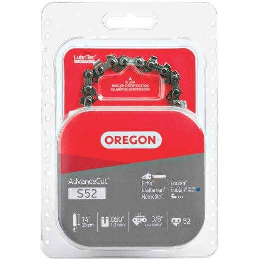 Oregon S52 14 In. Chainsaw Chain