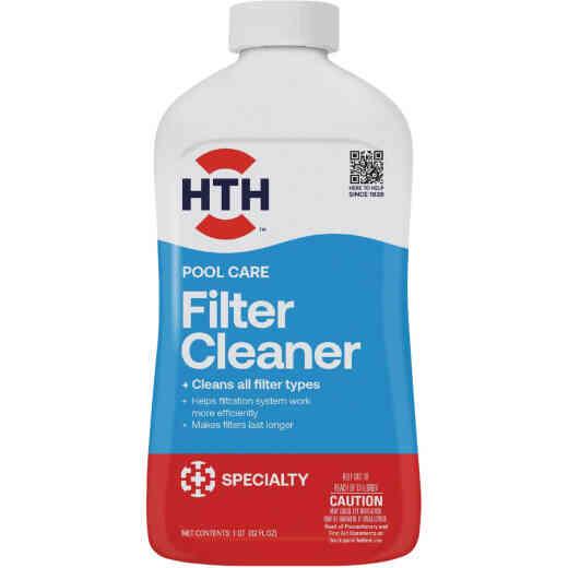 HTH 1 Qt. Liquid Filter Cleaner